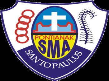 SMA Santo Paulus Pontianak